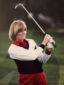 Barb Moxness LPGA 1981
