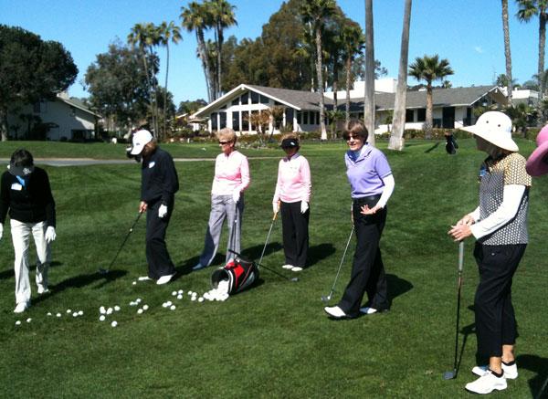 Moxie Golf Academy 2012