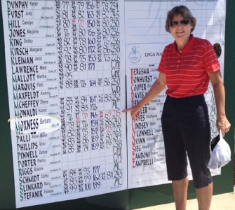 Barb LPGA T&CP Championship Winner French Lick 2012