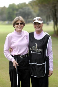 Barb and Sister-Caddy Kathi