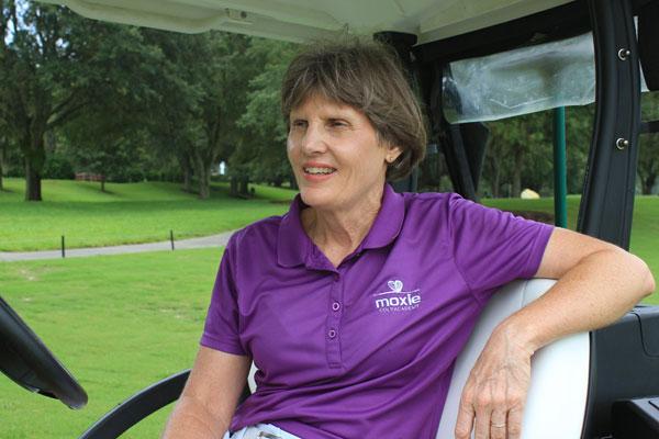 Barb, Moxie Golf Academy 2014