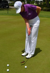 Individual Golf Lessons with Barbara Moxness