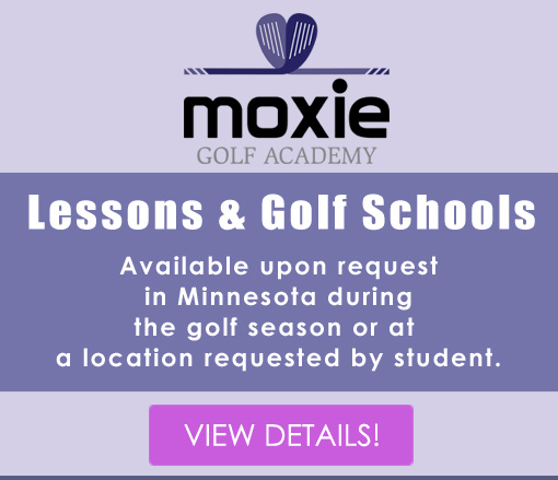 Moxie Golf Academy - Golf Lessons and Schools with LPGA Pro Barb Moxness